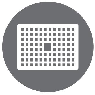 Размер пиксела Pulsar