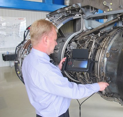 Применение jProbe PX авиационная промышленность