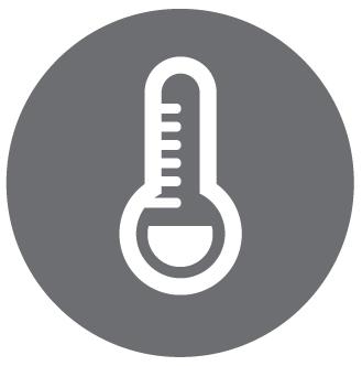 Температура работы Pulsar