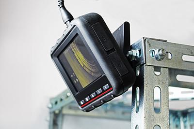 Удобное магнитное крепление видеоэндоскопа jProbe PX mini