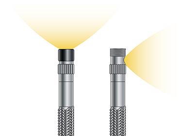 Прямая и боковая светодиодная подсветка jProbe